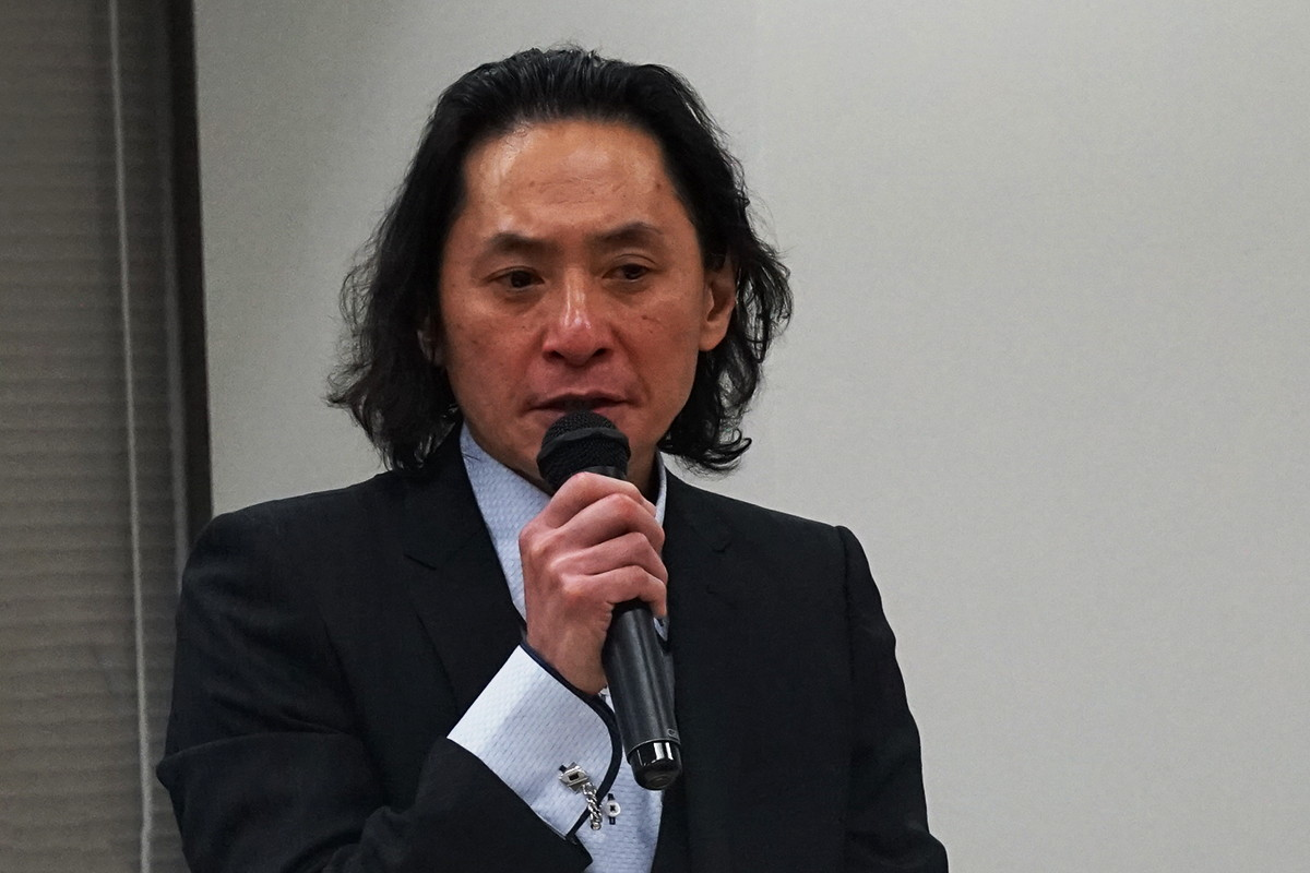 ALANコンソーシアム代表島田氏