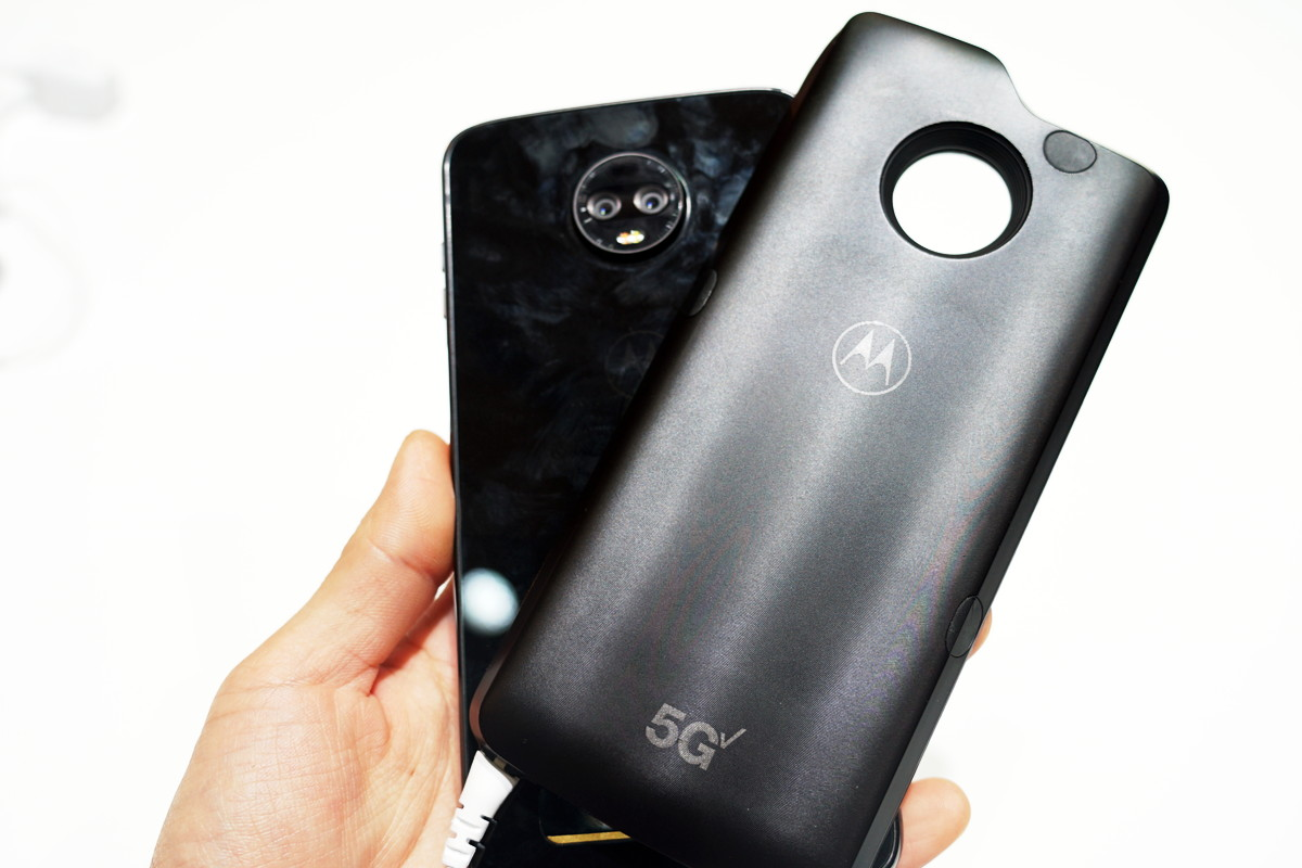 moto z3 5G modz