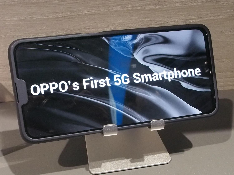 SonyOppo5G