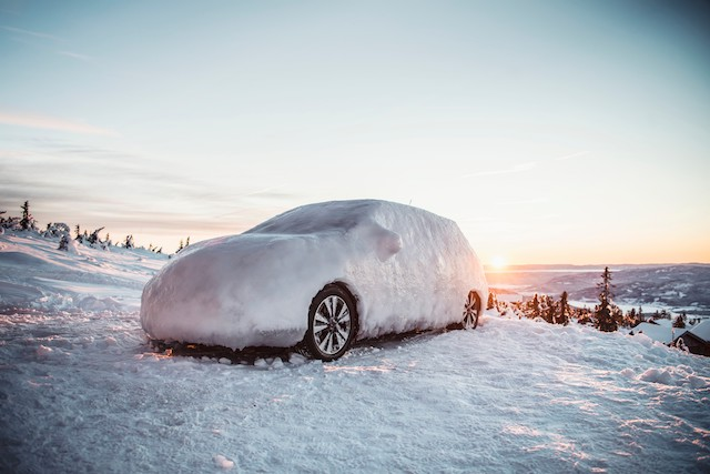 Cold weather can temporarily cut EV range by more than 40 percent