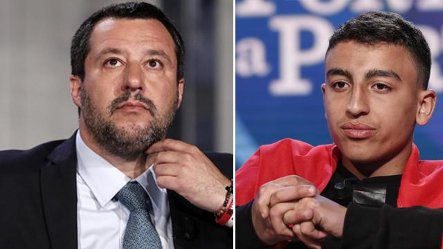 HA VINTO RAMY - Salvini dice sì alla cittadinanza, domani incontro al Viminale. Di Maio si prende il merito. Il papà di Adam...
