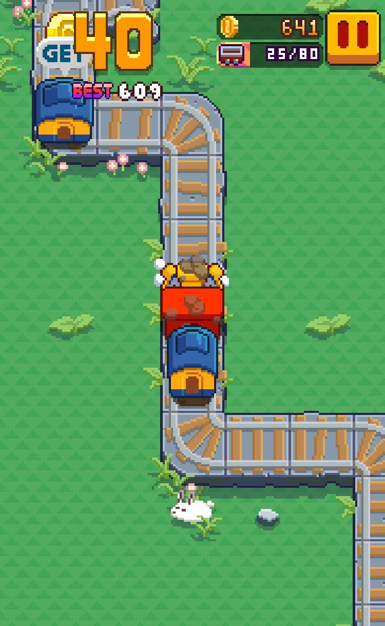 Infinnite Train