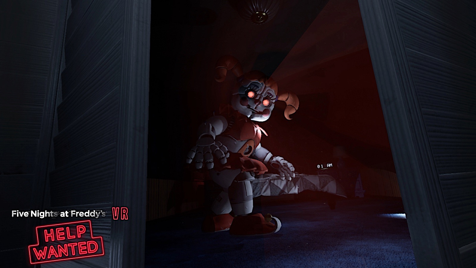Five Nights at Freddy's' is even more creepy in VR