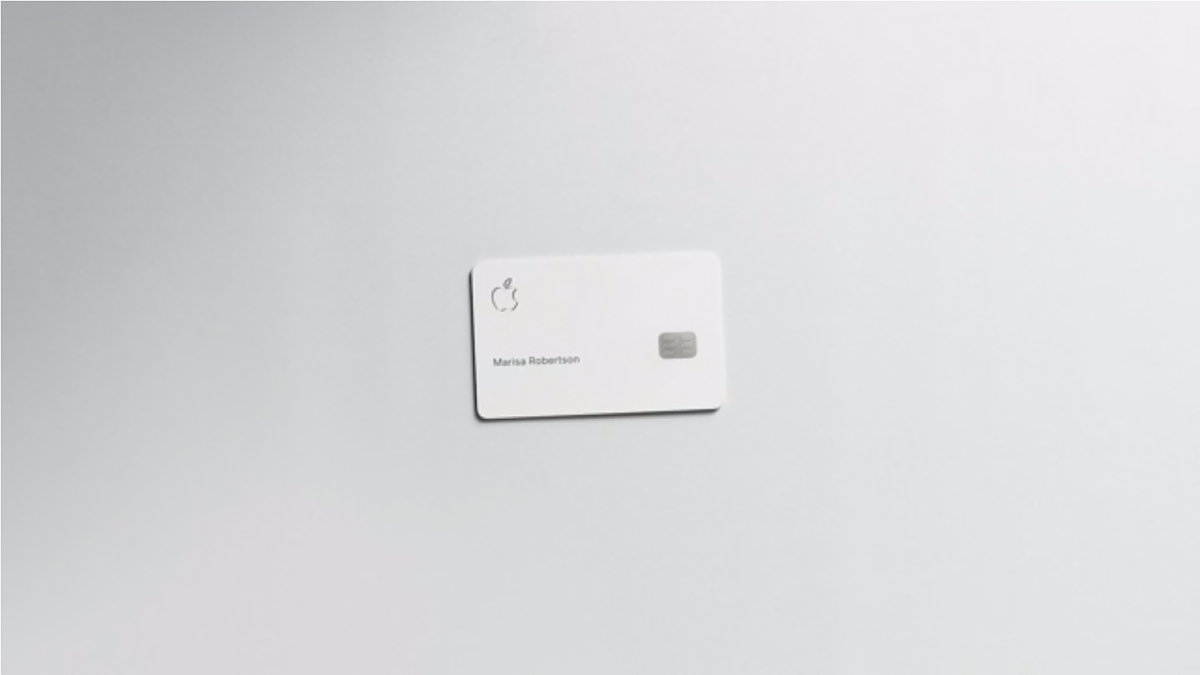 Apple Card (Physical)