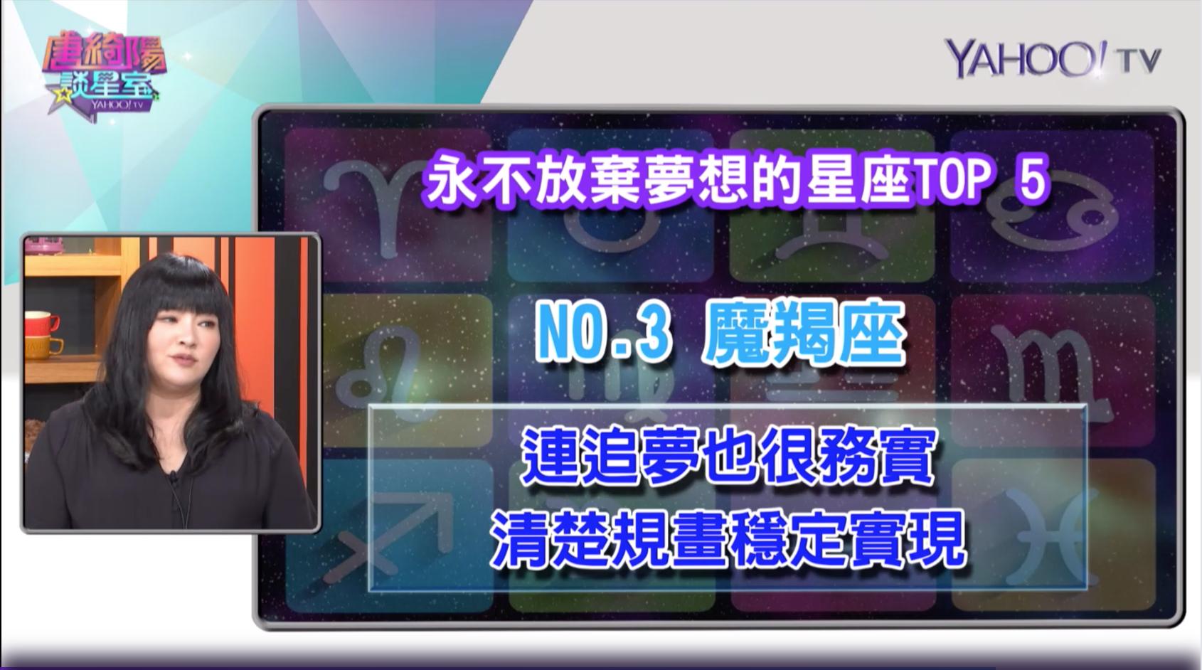 王瞳和艾成勇敢作夢不怕被當北七 【Live】十二星座誰夢最大?