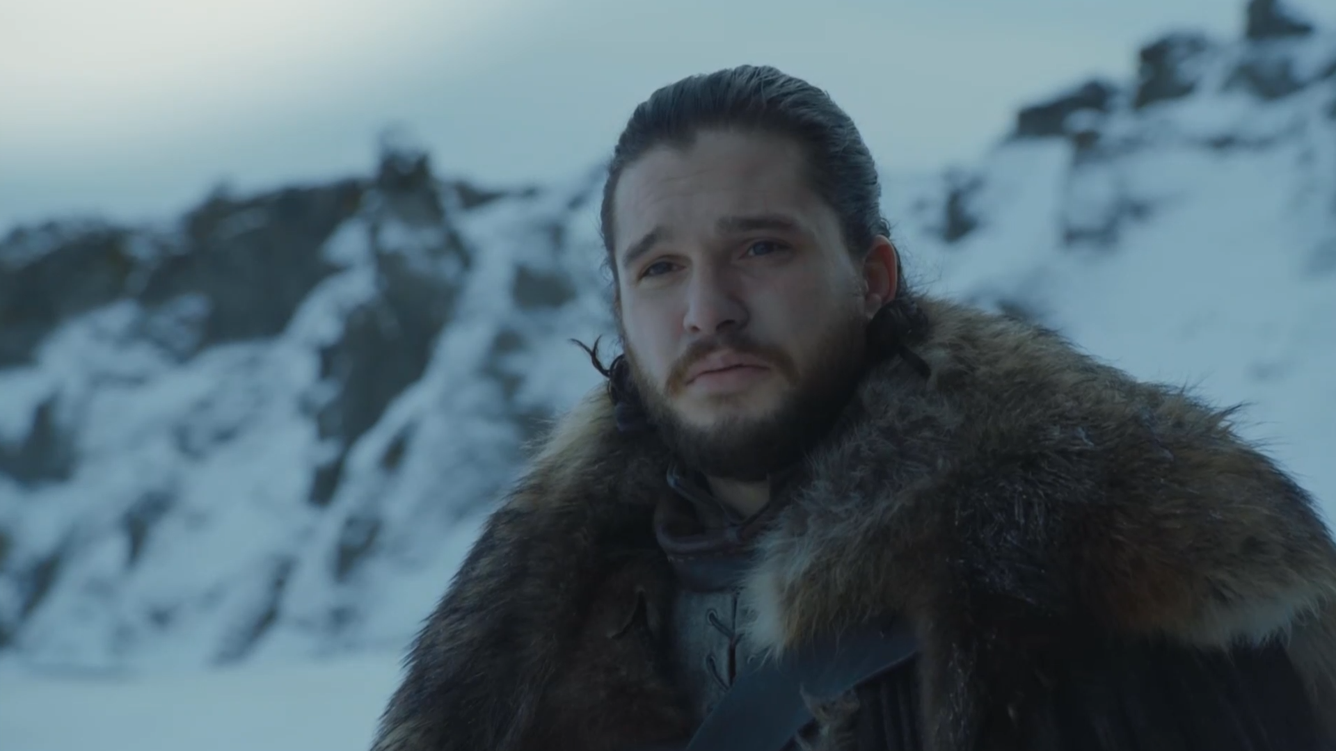 Game Of Thrones Premiere Takes Fans And Jon Snow On A Wild Ride