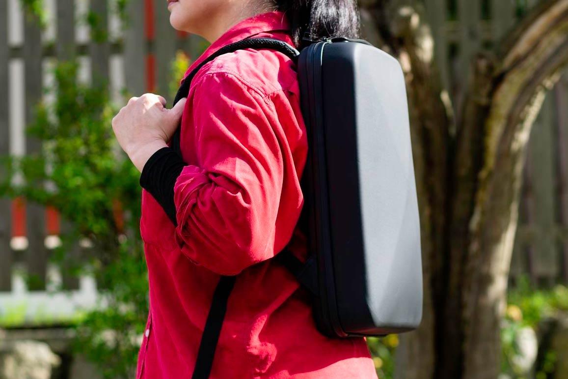 TIMENOTEN Slim Backpack