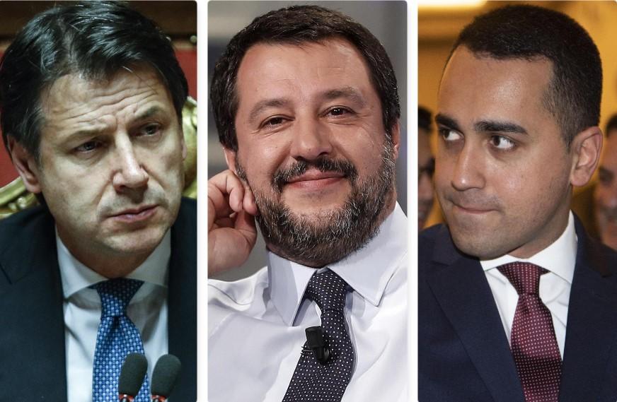 COSÌ NO, MATTEO - Salvini