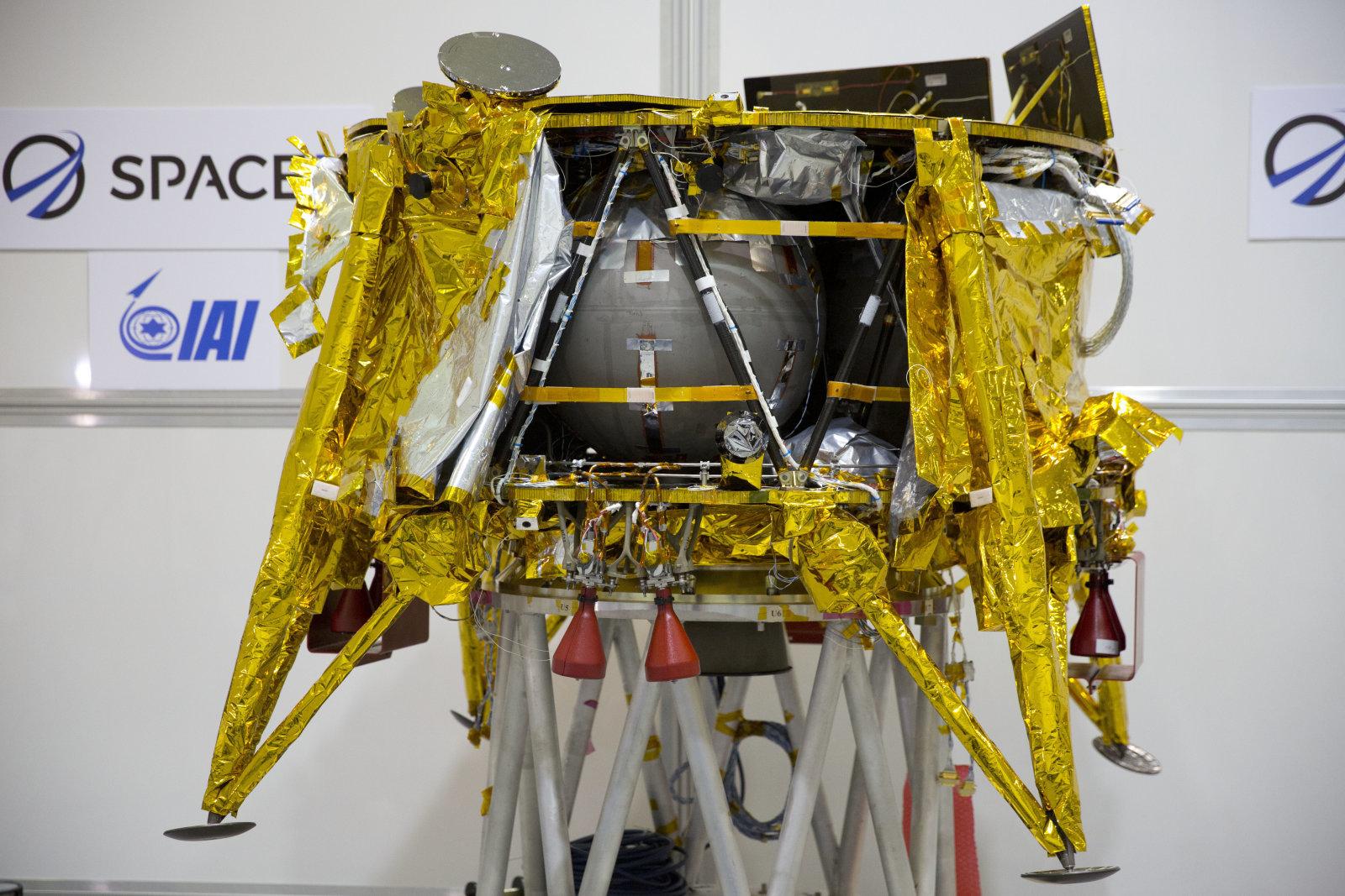 Israel Lunar Mission