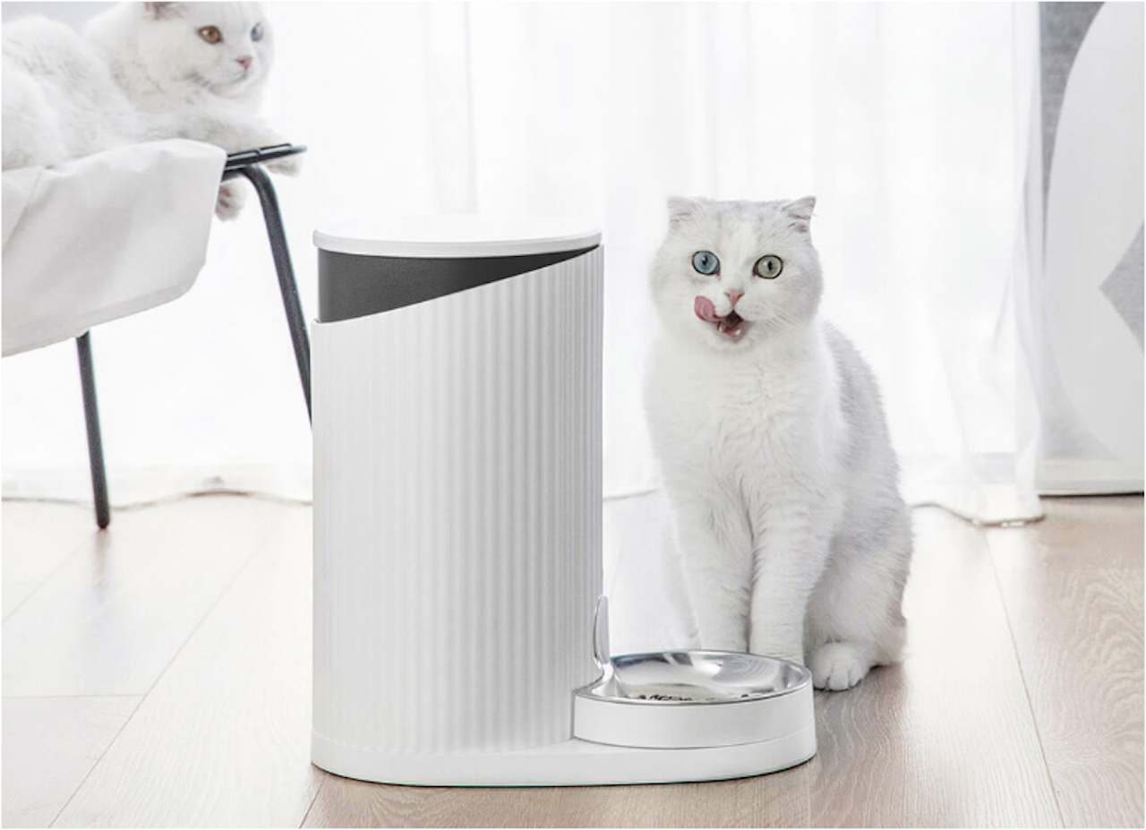 Xiaomi Furrytail Pet Smart Feeder