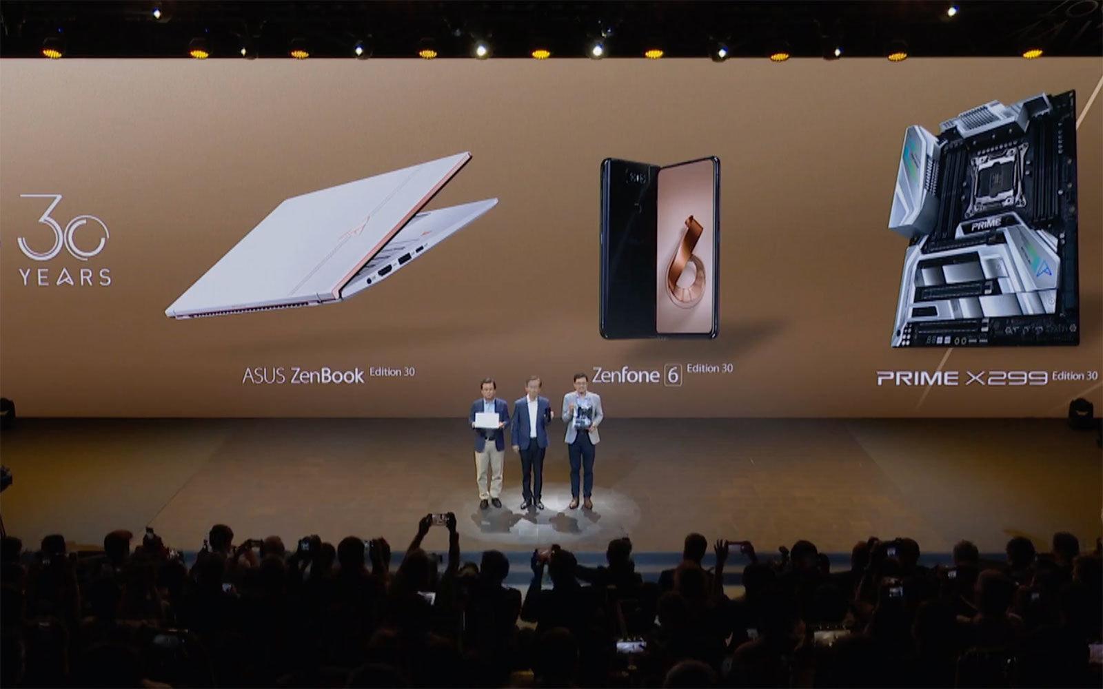 ASUS 30th ZenFone 6 ZenBook