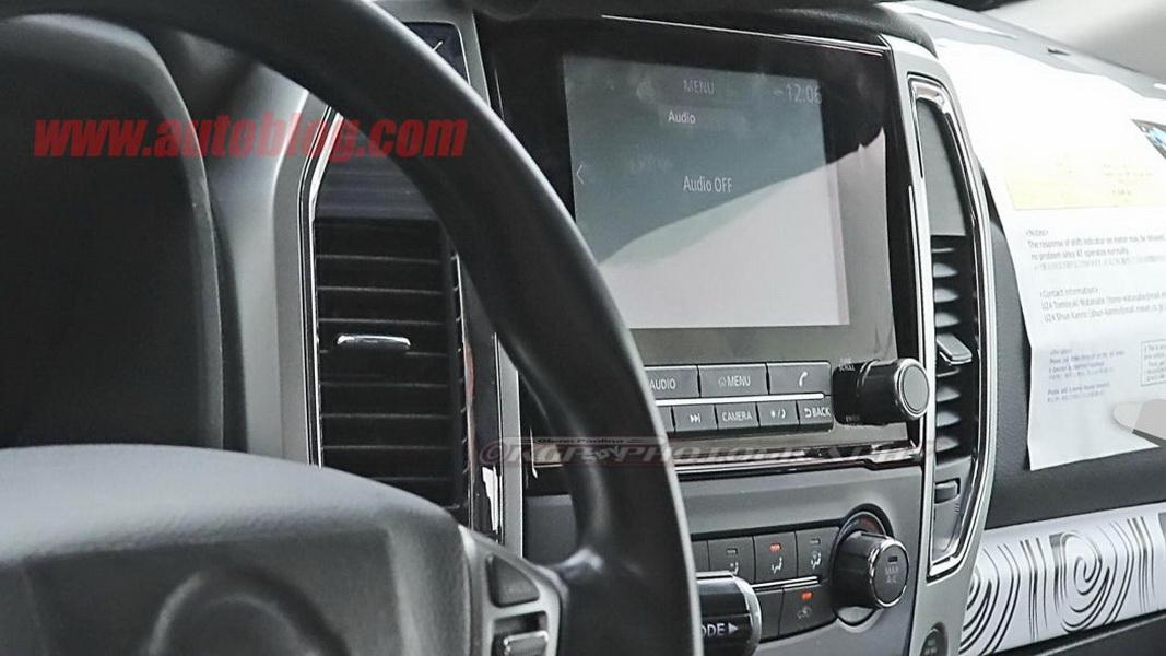 圖 / 推測2020 Nissan Titan XD將搭載自適應巡航控制與安全駕駛輔助系統。