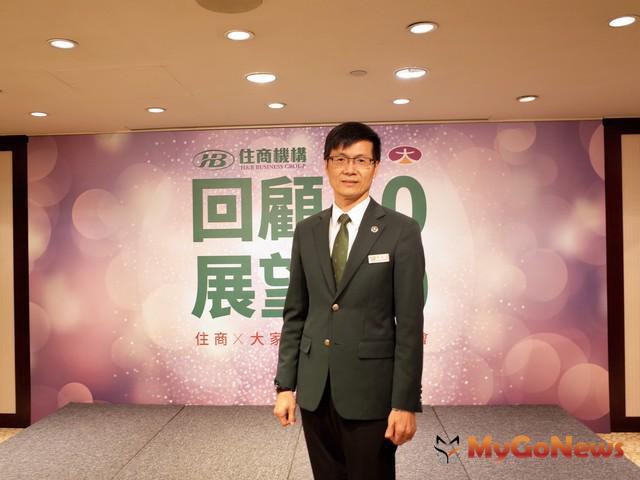 ▲大家房屋總經理陳錫琮表示,新品牌衝勁強,大家房屋展店成績傲人