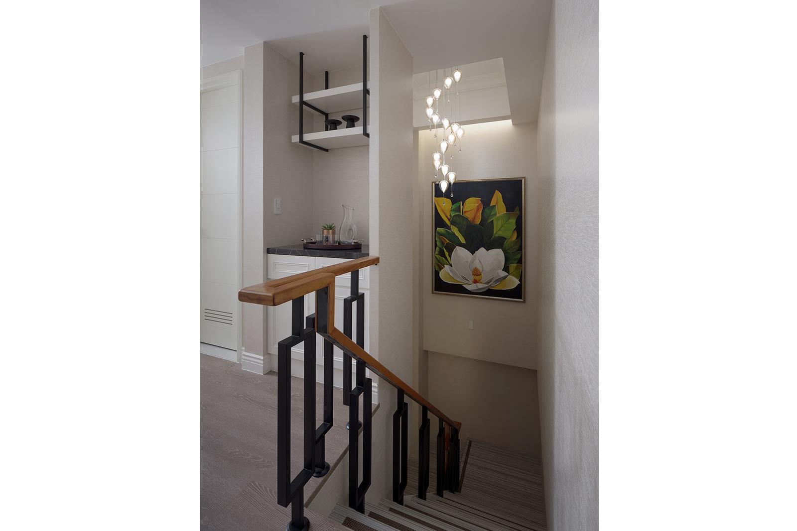 樓梯 / 新古典風