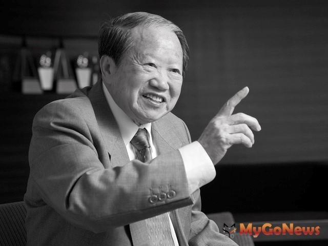▲台灣建築界典範章民強,百歲嵩壽辭世