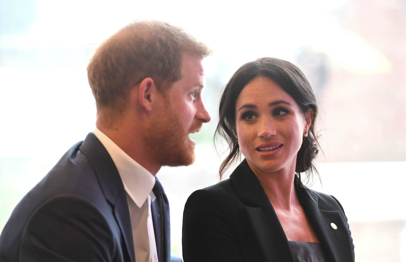 Harry and Meghan are reportedly on their third nanny already. Photo: Getty Images