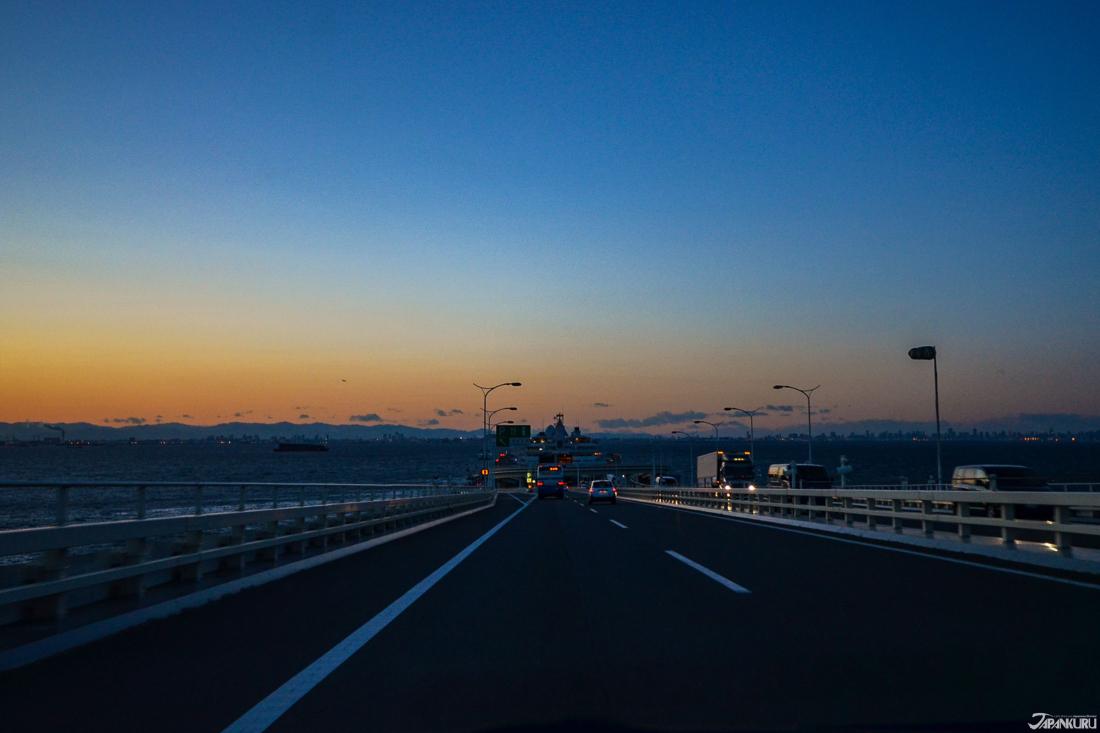 東京灣岸橫斷道路