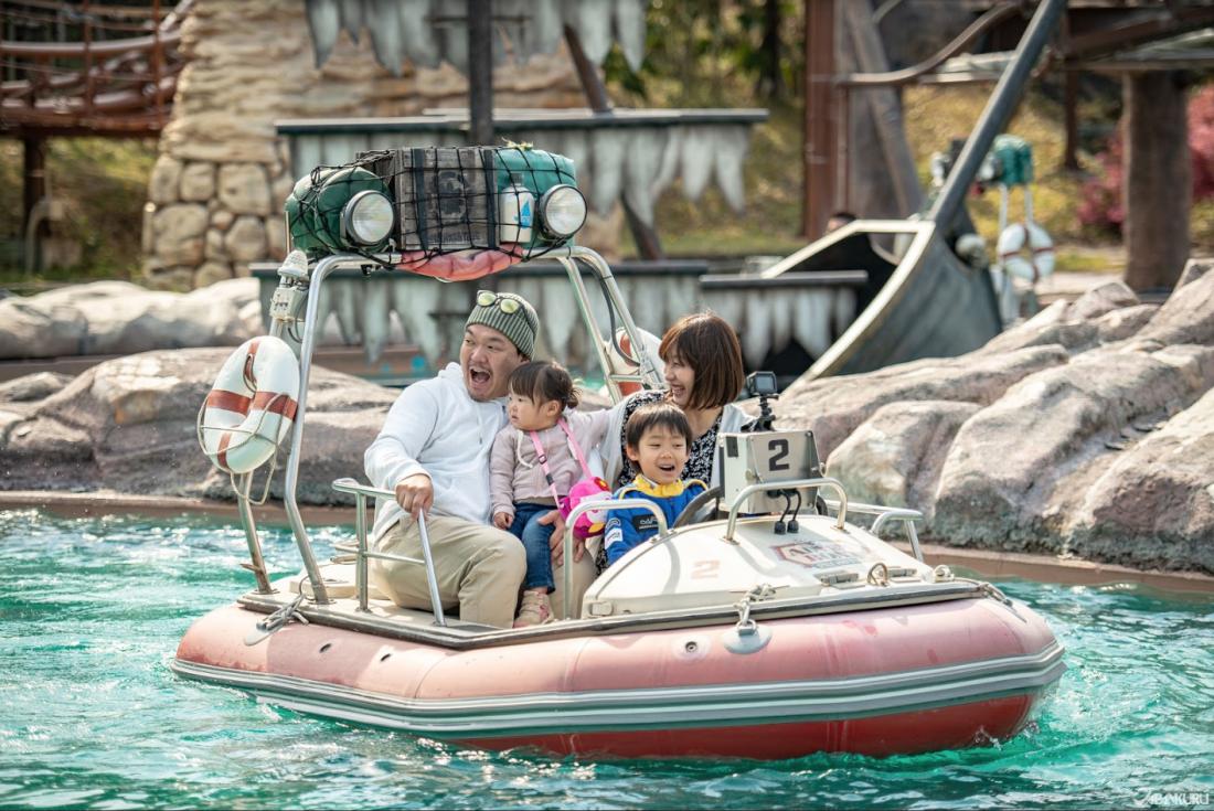 Adven Boat's Frontier 遊艇大冒險