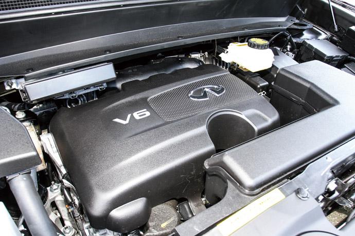 3.5升V6缸內直噴自然進氣引擎,擁有最大馬力295hp及37.3kgm的峰值扭力。 版權所有/汽車視界