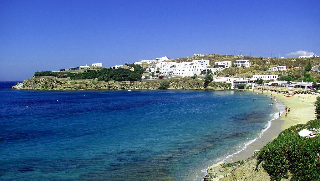 (Photo by Tomek Grabarczyk, License: CC BY-SA 3.0, 圖片來源commons.wikimedia.org/wiki/File:Mykonos,_Greece_-_panoramio_(72).jpg)
