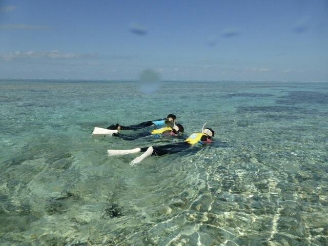 ▲沖繩Nagannu島-浮潛。(圖/Tripbaa趣吧!亞洲自由行專家)