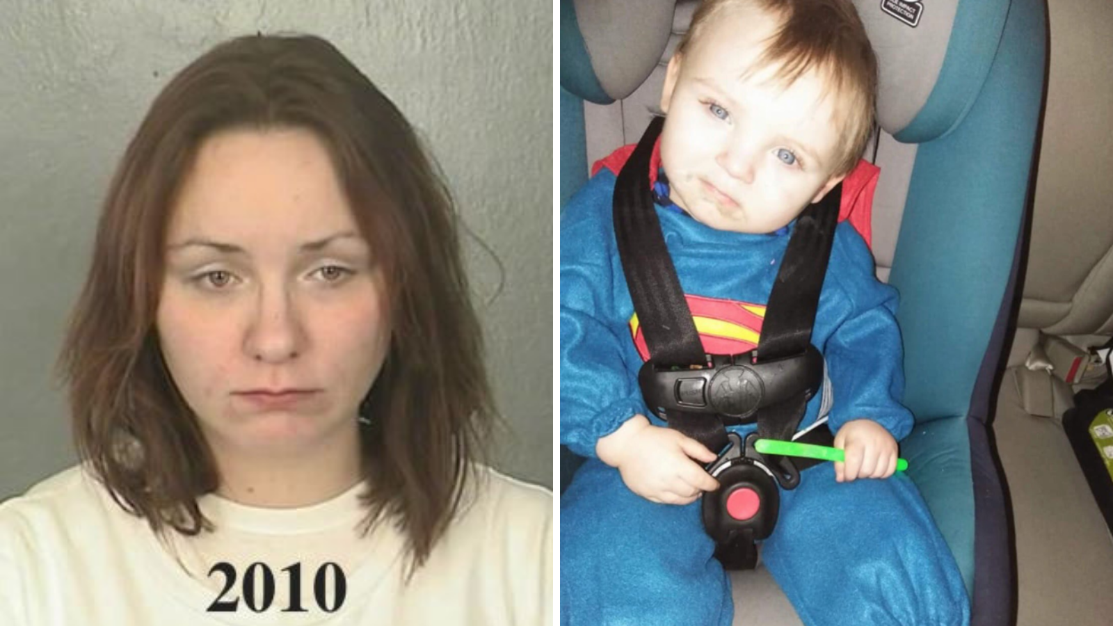 Mother arrested amid dayslong search for Virginia toddler
