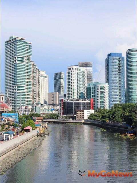 ▲以菲律賓的經濟重鎮馬卡迪市中心(MAKATI CBD)為例,目前辦公室總量體近百萬坪,預計新增供給超過8.5萬坪,空置率僅1%,投資收益率約5.6%(圖:高力國際)