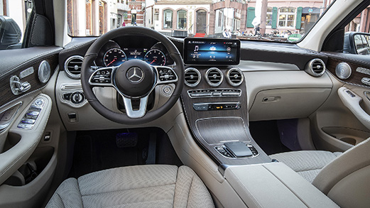 2020 Mercedes-Benz GLC 300 First Drive Review | What's new, MBUX