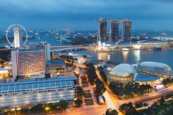 跟著新航和柯南一起暢遊新加坡(圖/shutterstock)