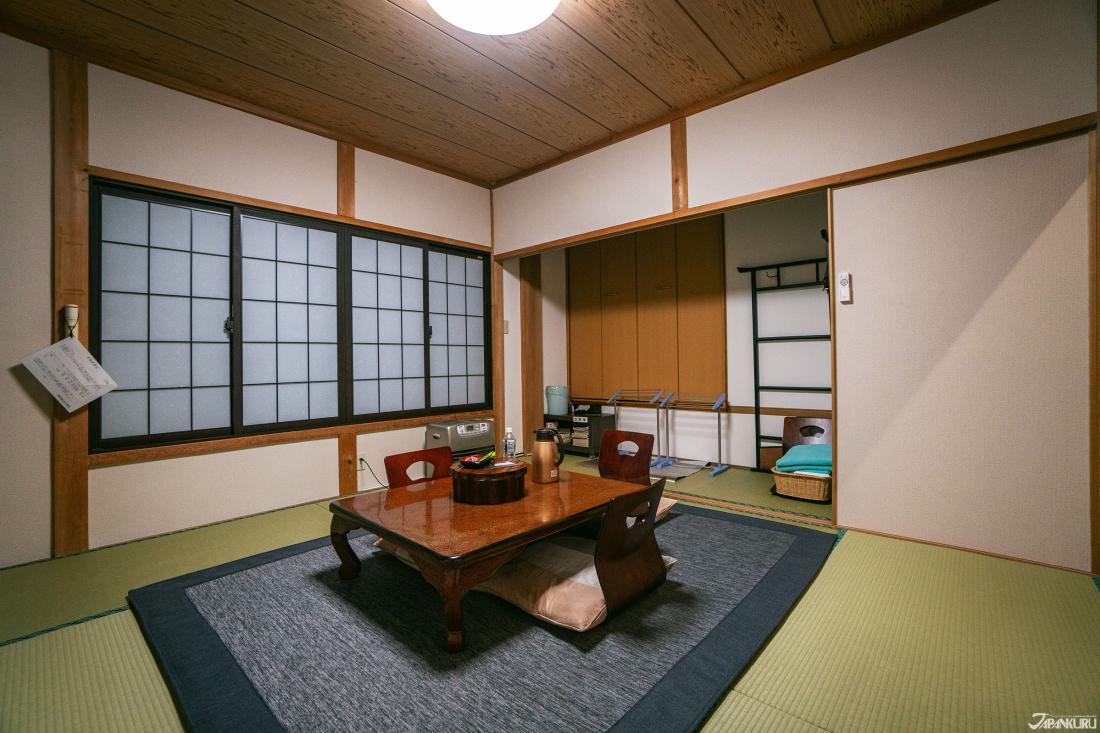 簡單舒適的房間