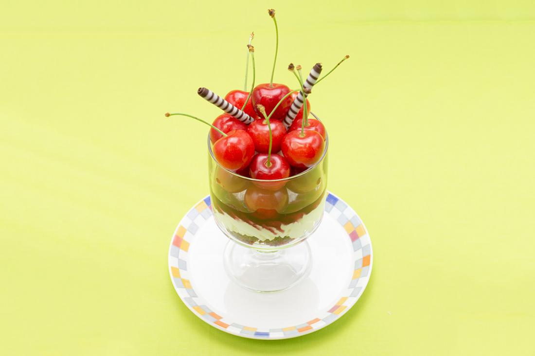 除了主要甜點供應之外,還有季節限定版本(圖片取自官方網站「Sweets Paradise」)
