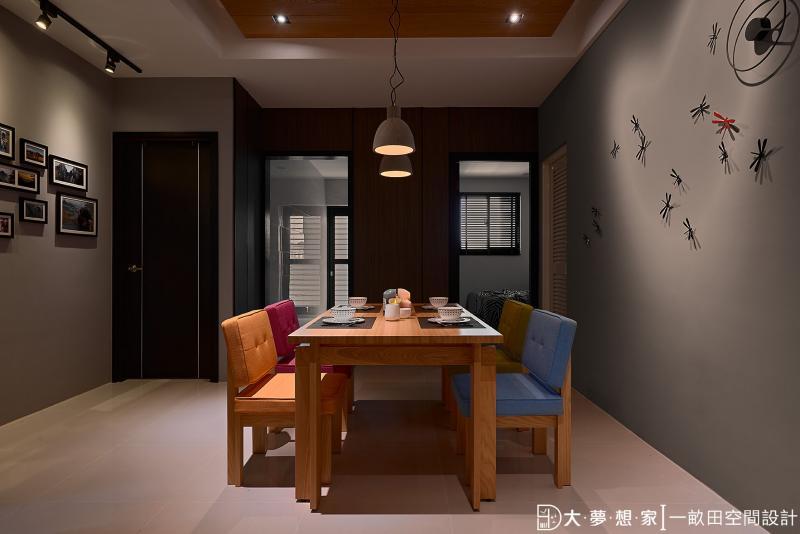 一畝田室內裝修有限公司劉俊輝設計師授權提供/大夢想家