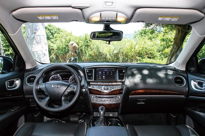 整體內裝的精緻質感,讓駕駛者能夠享受在舒適氛圍中。 版權所有/汽車視界