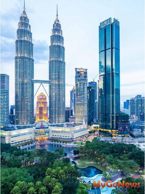 ▲馬來西亞房地產投資機會主要集中在首都吉隆坡,而且辦公與零售需求的空置率隨著時間拉長,則逐步縮小,也讓投資收益率趨於穩定。(圖:高力國際)