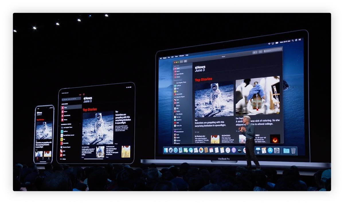 MacアプリとiOSアプリを1つのコードから作成「Project Catalyst」〜Twitter for Mac復活 #WWDC19