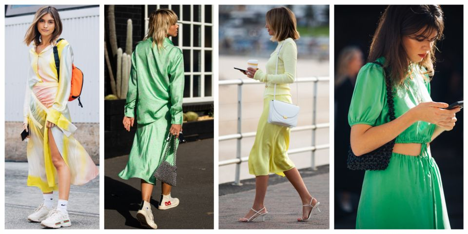 從2019澳洲時裝週街拍潮人穿搭學習「不費力」的時尚日常