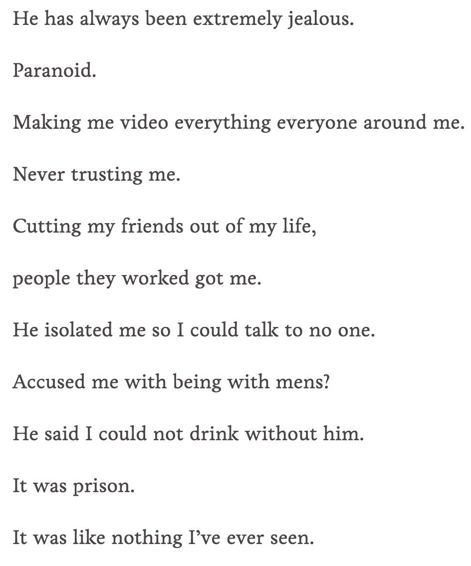(Screenshots: Pamela Anderson Foundation)