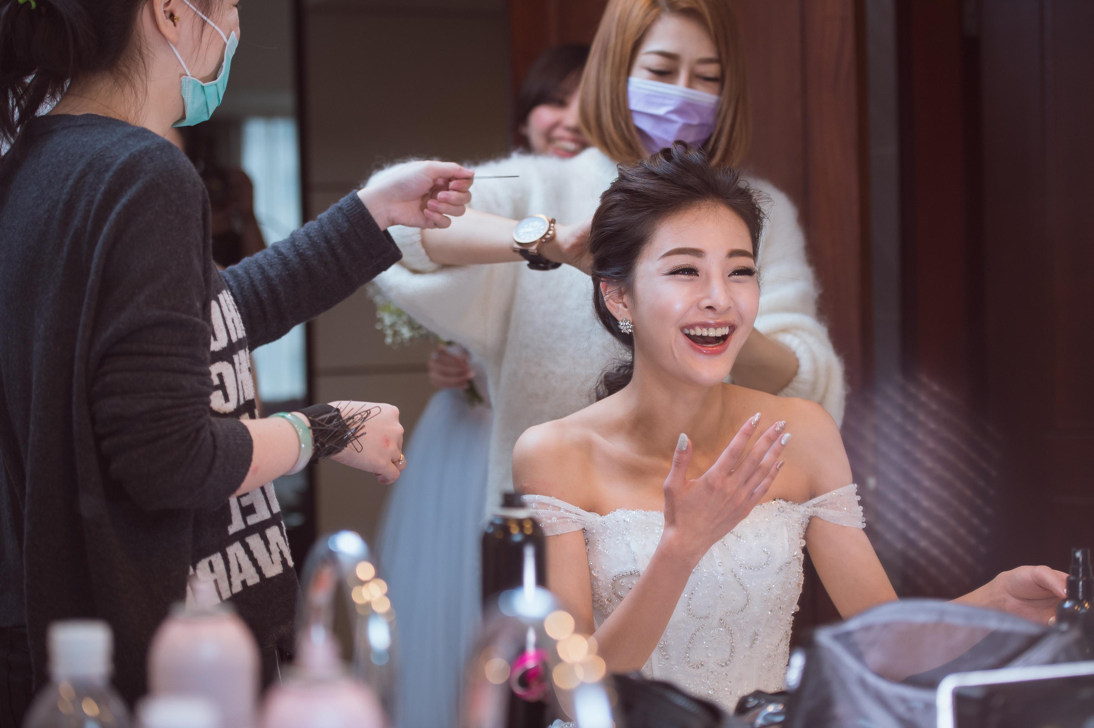 趙唯伶:千萬不要在準備要結婚的時候才開始做功課!隨時看到喜歡的畫面就把它存下來