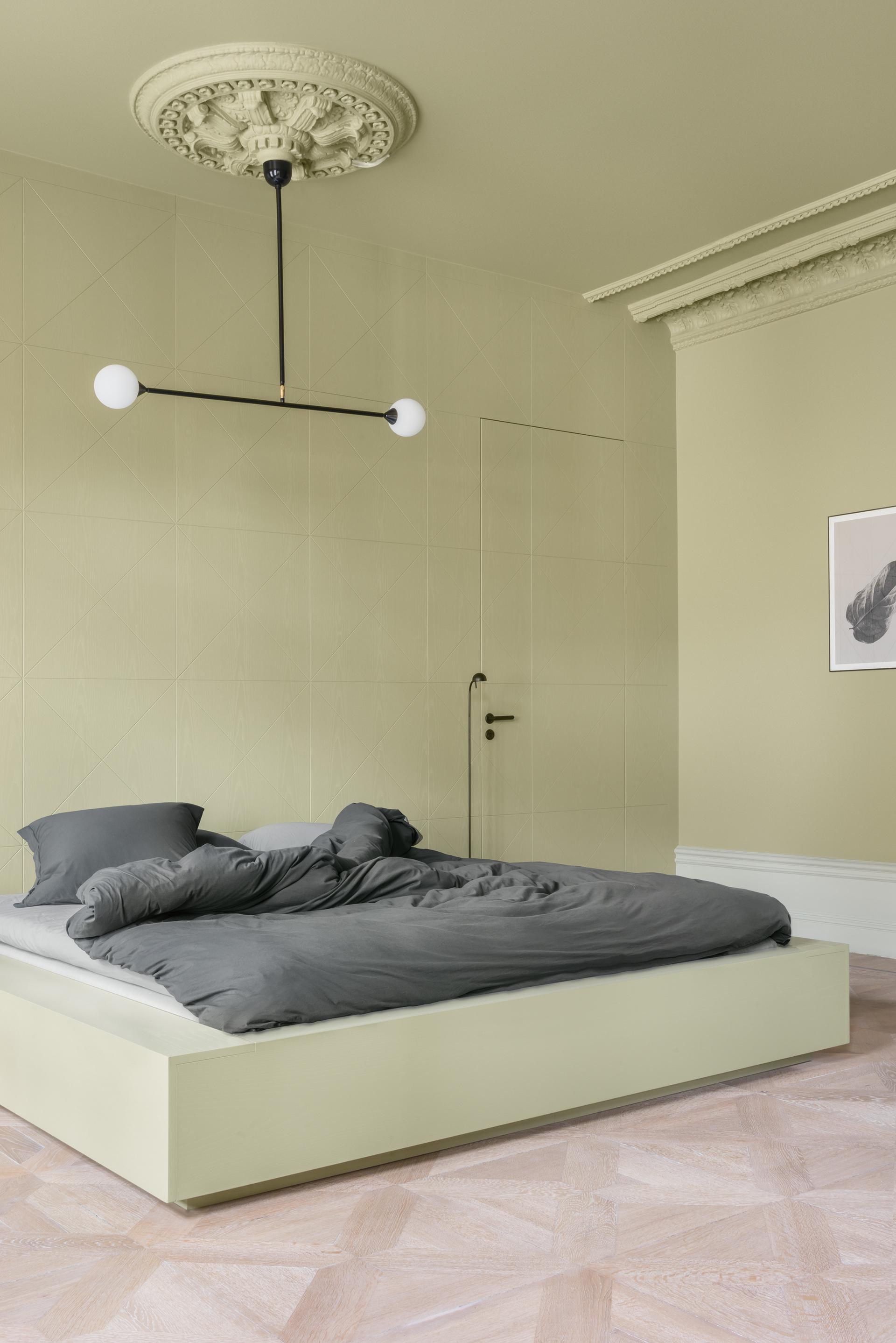 臥室 / 北歐風