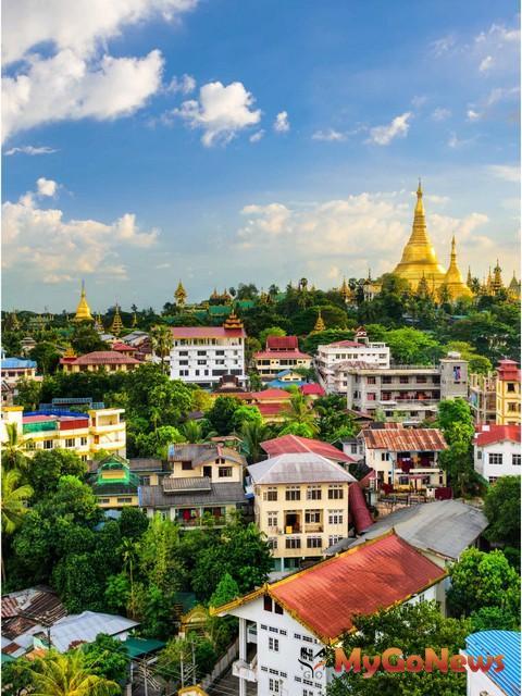 ▲緬甸目前辦公室總量體超過11萬坪,預計新增供給近7萬坪,目前空置率高達28%,投資收益率約10.5%(圖:高力國際)