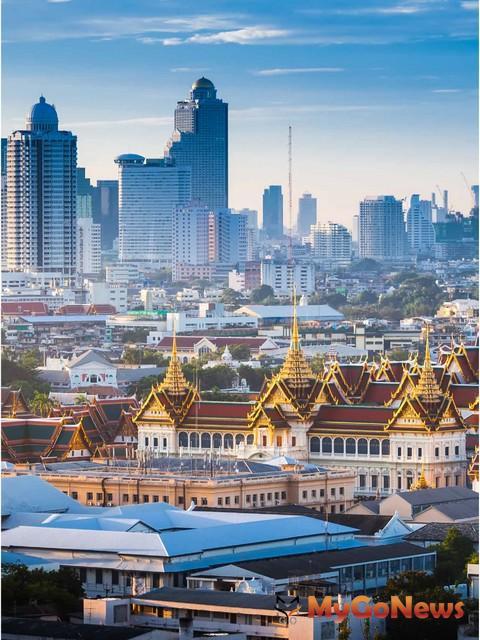 ▲泰國目前飯店平均投資收益率約6%,辦公室平均收益率約5.5%(圖:高力國際)