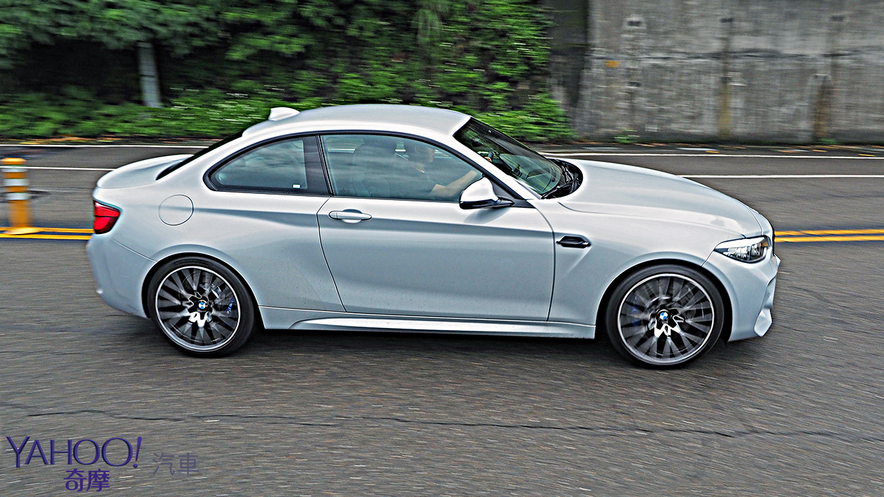 殺招凌厲的彎道武者!2019 BMW M2 Competition試駕