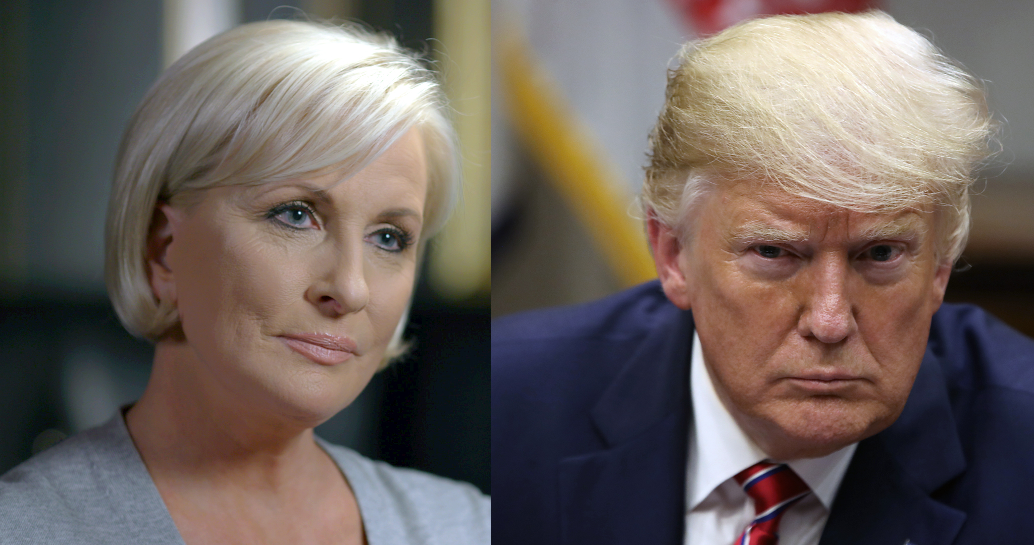 Mika Brzezinski on Trump's attacks: 'It has gotten scary'