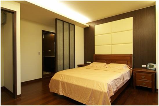 ▲臥房的床要避免正對廁所,以免影響健康。謝沅瑾命理中心提供