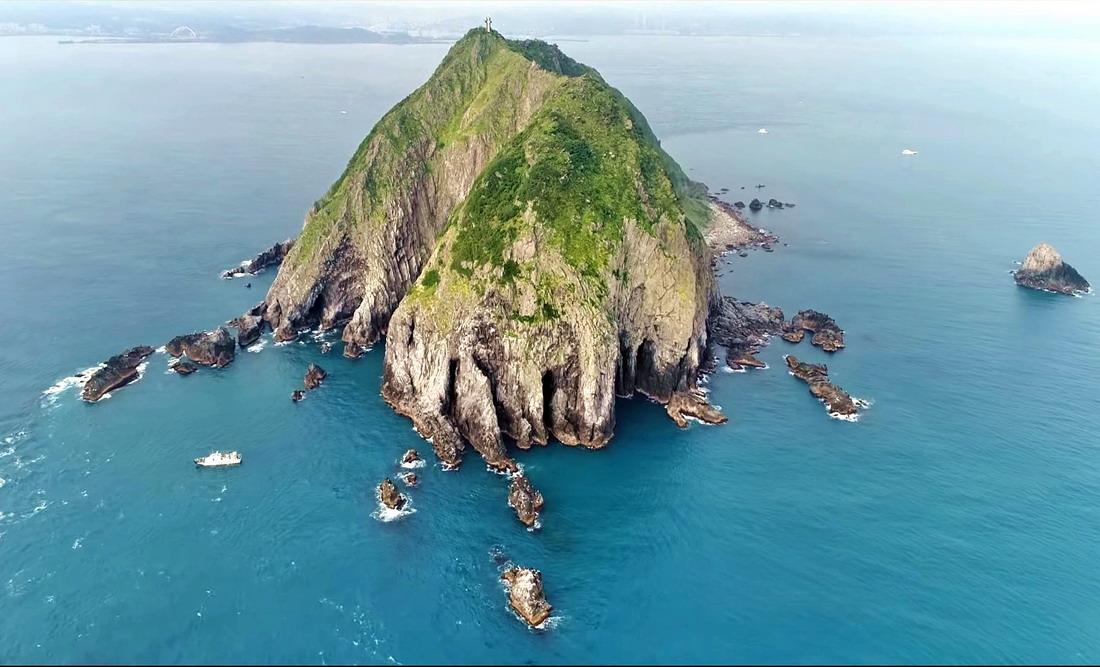封島5年的基隆嶼,將於今年的6月25日對一般遊客開放。基隆市政府提供