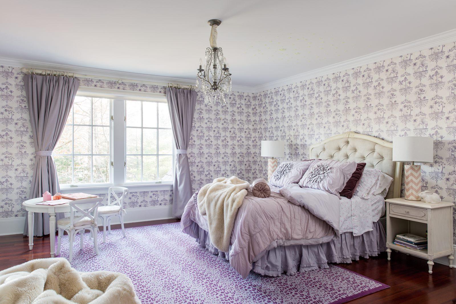 臥室 / 法式優雅