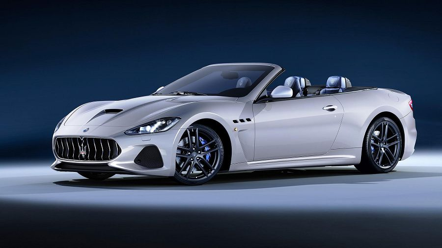 Maserati正準備全力復興
