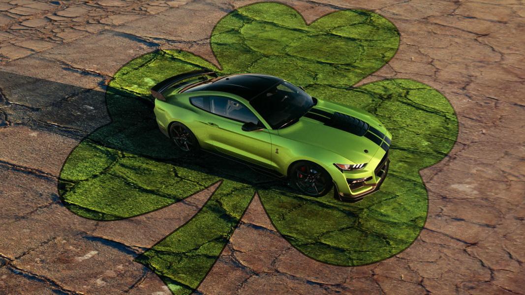 圖 / 就連Chevy Corvette ZR1與Chevy Camaro ZL1美國兩大肌肉車也不是2020 Ford Mustang Shelby GT500的對手。
