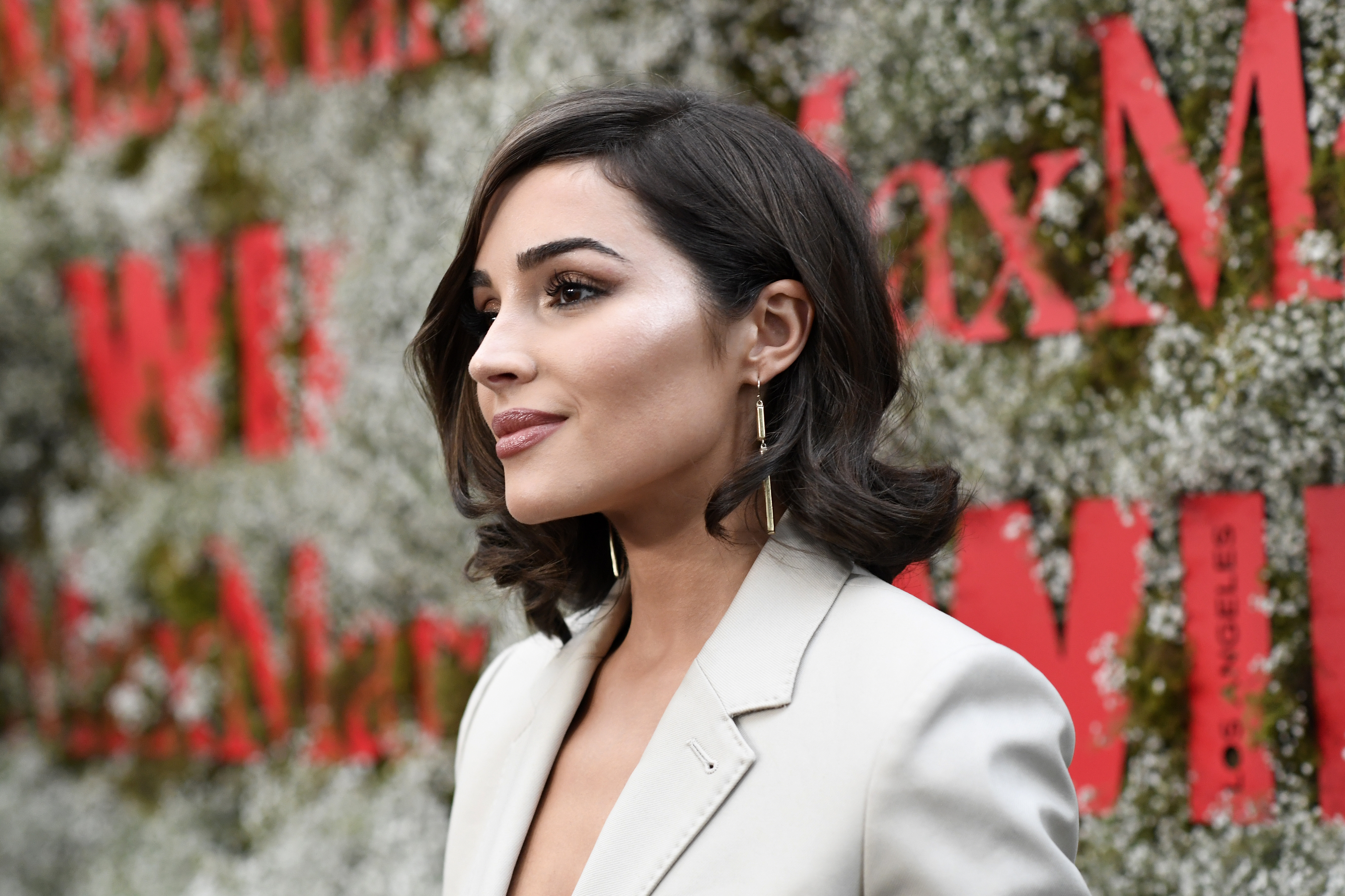Olivia Culpo at an LA event on 11 June 2019 [Photo: Getty]