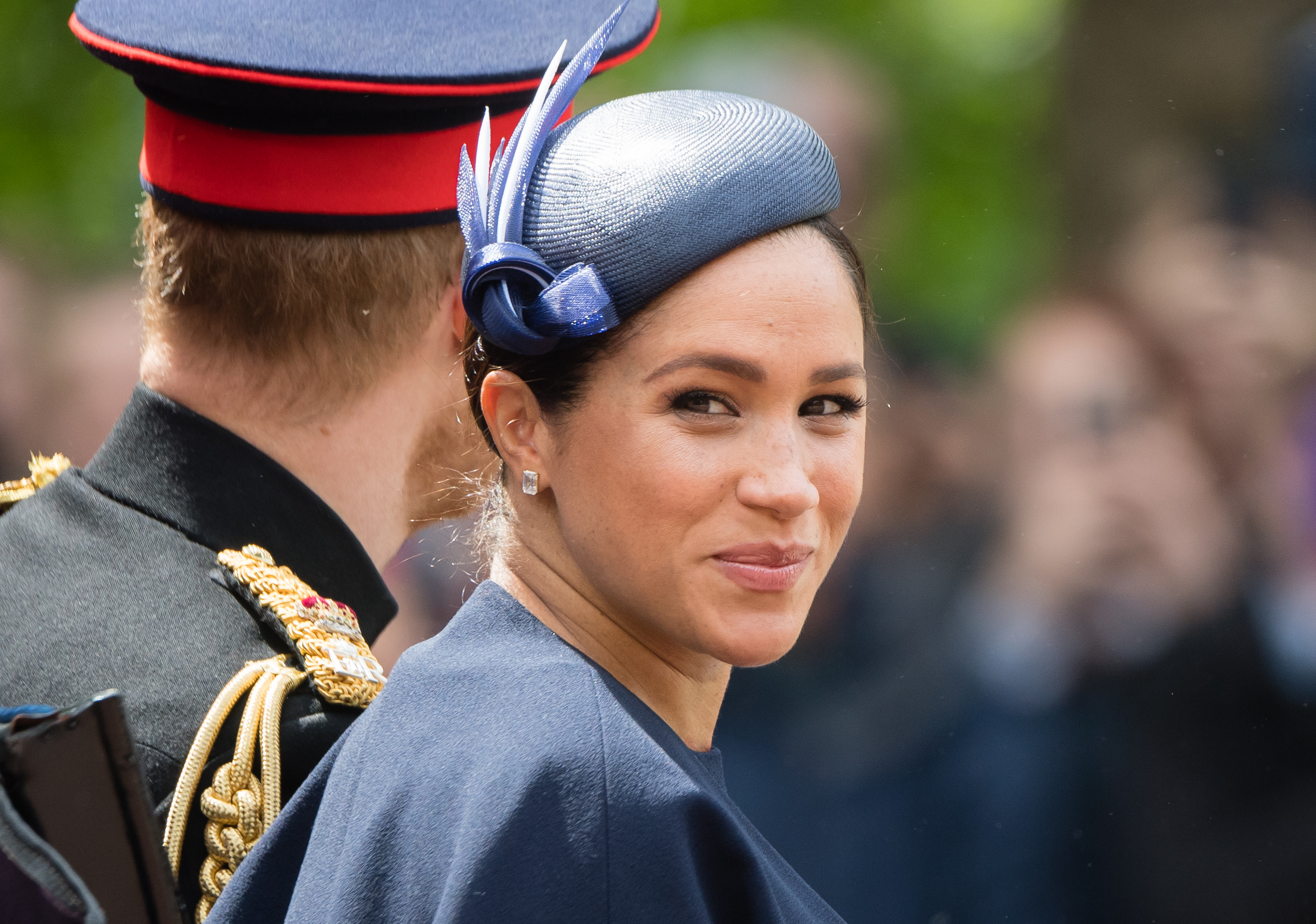 The Duchess of Sussex has been nominated for a top fashion award [Photo: Getty]